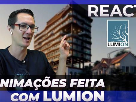 Animação TOP feita no Lumion [React]