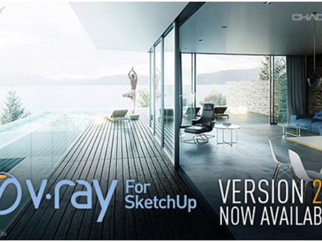 Vray 2.0 para Sketchup – VrayRT GPU