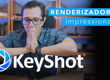 Keyshot: Renderizador em Tempo Real que não precisa de GPU