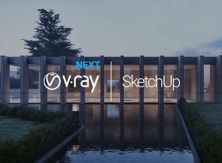 V-Ray 4.2 para SketchUp