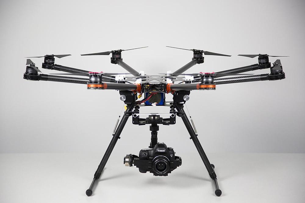 octocoptero