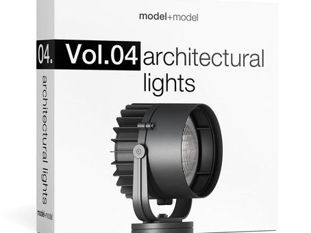 Model+Model Vol. 4 – Architectural Lights