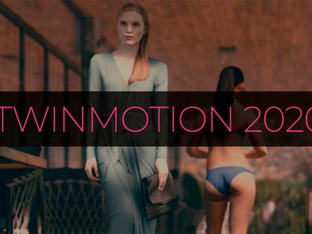 Twinmotion 2020: Conheça os recursos DA nova versão