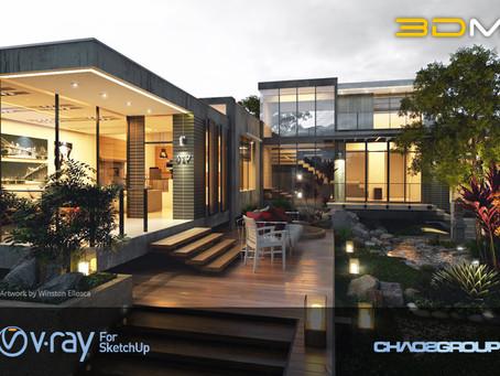 V-Ray 2.0 para Sketchup 2015 x64