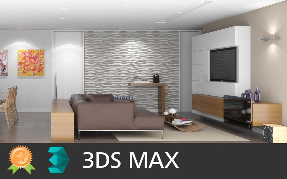 Curso 3ds Max - Interiores