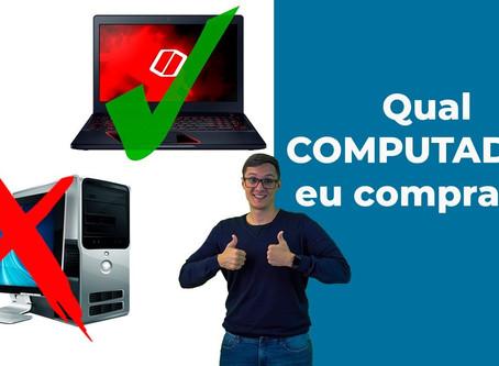 Qual Computador eu Compraria se passasse no Vestibular de Arquitetura hoje!?