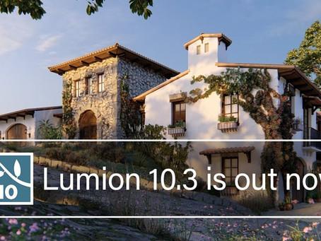Lumion 10.3 - vale o upgrade?