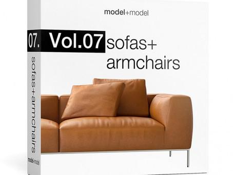 3D Models: Model+Model Vol. 07