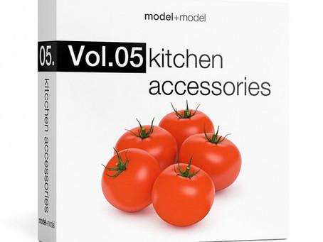 Model + Model Vol 5 – Acessórios de cozinha