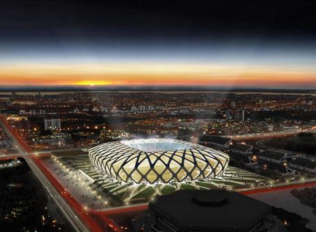 Estádios da copa: Arena Amazônia