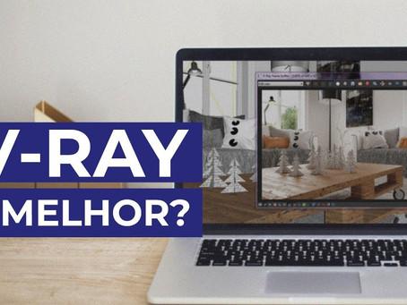V-ray vs Lumion: 3 Motivos REAIS para você usar o V-Ray!