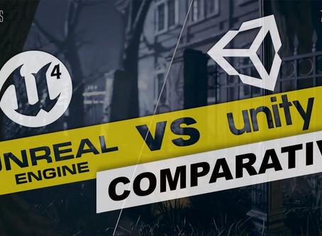 Unreal vs Unity – Qual o melhor para maquetes interativas?