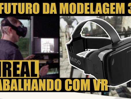 O Futuro da Modelagem 3D Chegou!