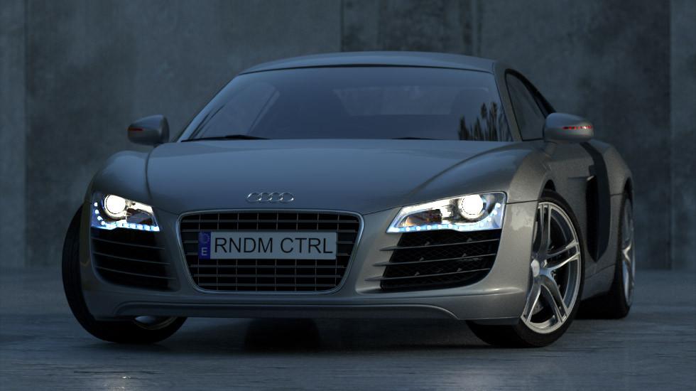 Audi - antes