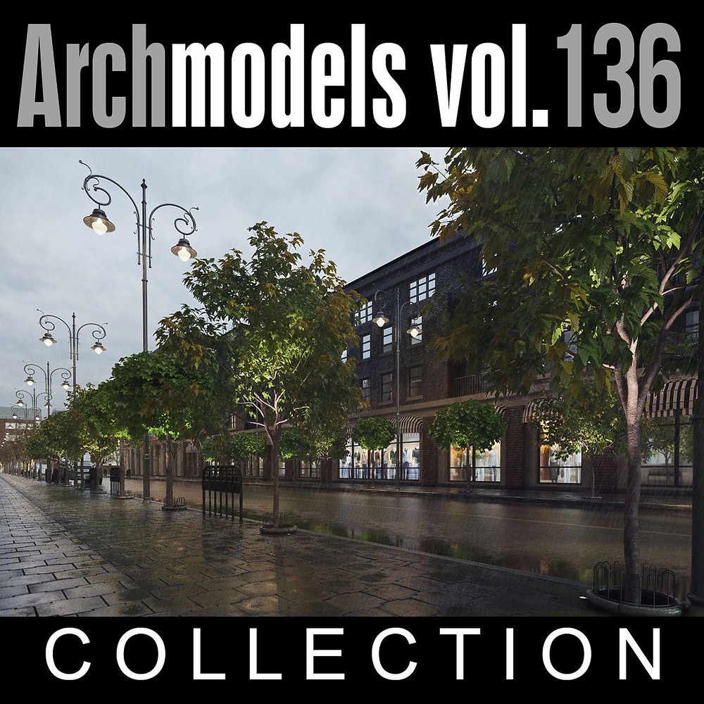 Evermotion Archmodels 136