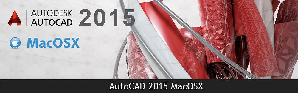 AutoCAD 2015 MacOSX