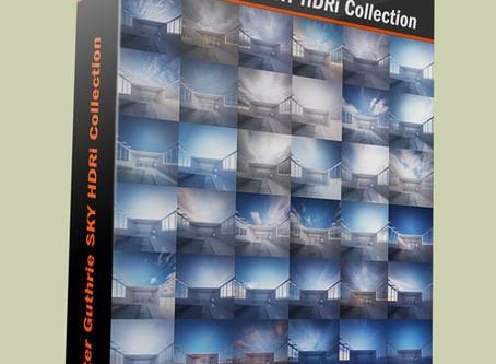 Coleção de Mapas HDRi