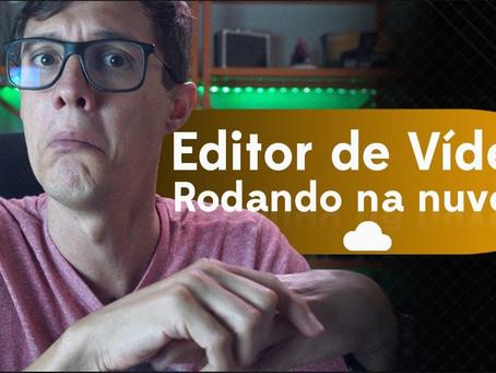 #WeVideo: Editor de vídeo online!