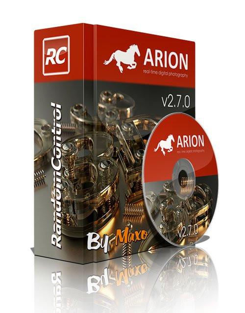 RandomControl Arion for 3ds Max 2.7.0