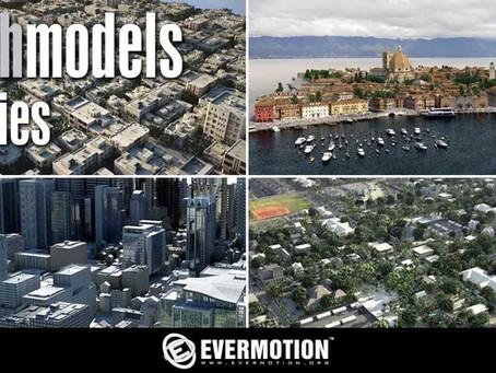 Evermotion Archmodels 131 – Cidades