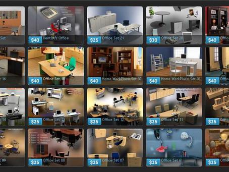 Humster 3D – Mobiliário de Escritório