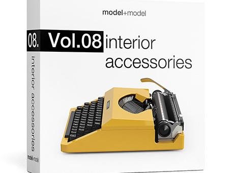 Model+Model Vol 8 – Interior Accessories
