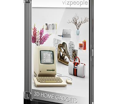 Viz People – 3D Home Gadgets