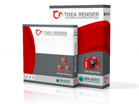 Thea Render v1.3.04 + Plugins