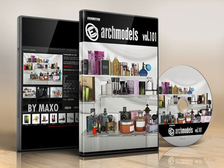 Download Evermotion Archmodels Vol. 101
