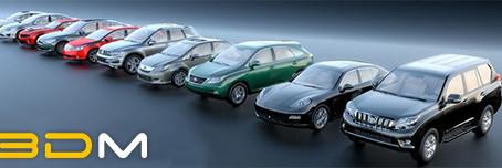 iCar vol 1 – Biblioteca de carros para Madcar