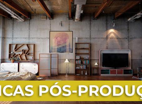 Pós-Produção : 4 Dicas para Renders Mais Realistas!