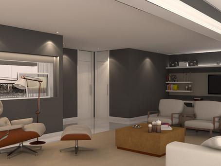 Projeto: Apartamento Patrícia F.