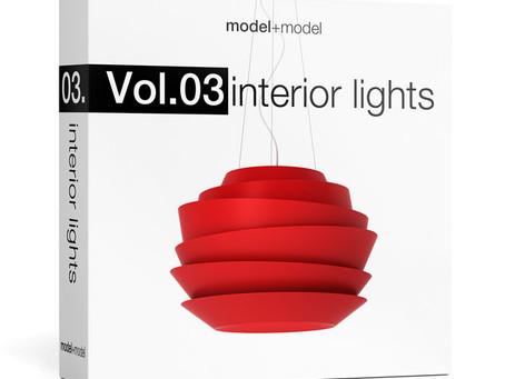 Model+Model Vol 3 – Luminárias