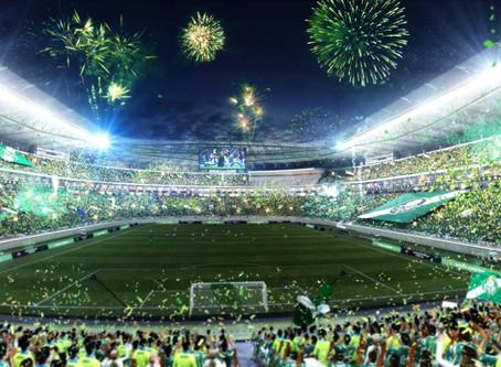 Nova Arena Palmeiras / Palestra Itália