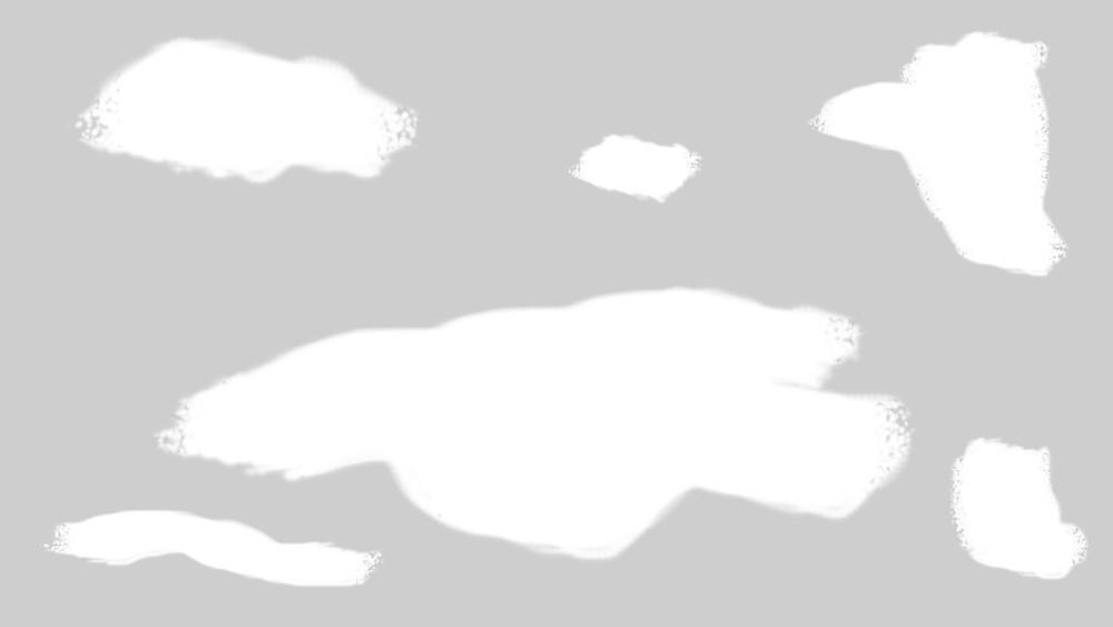 Mapa de asfalto molhado com poças
