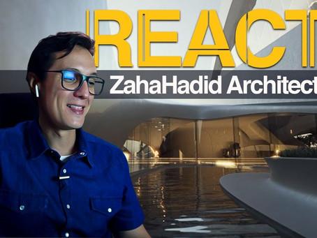 REACT Zaha Hadid Architects