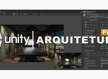 Unity para Arquitetura – Melhor que Unreal?