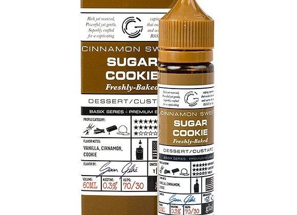 Basix Series -Sugar Cookies - Glas E-Liquids