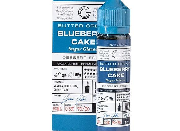 Basix Series - Blueberry Cake - Glas E-Liquids