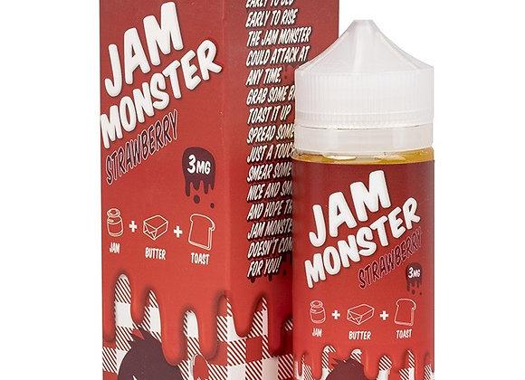 Strawberry Jam Monster - Jam Monster
