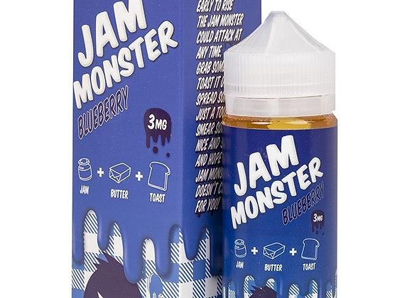 Blueberry Jam Monster - Jam Monster eLiquids