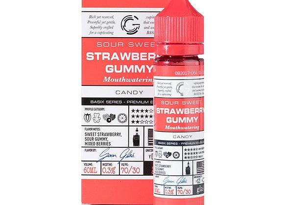 Basix Series - Strawberry Gummy - Glas E-Liquids