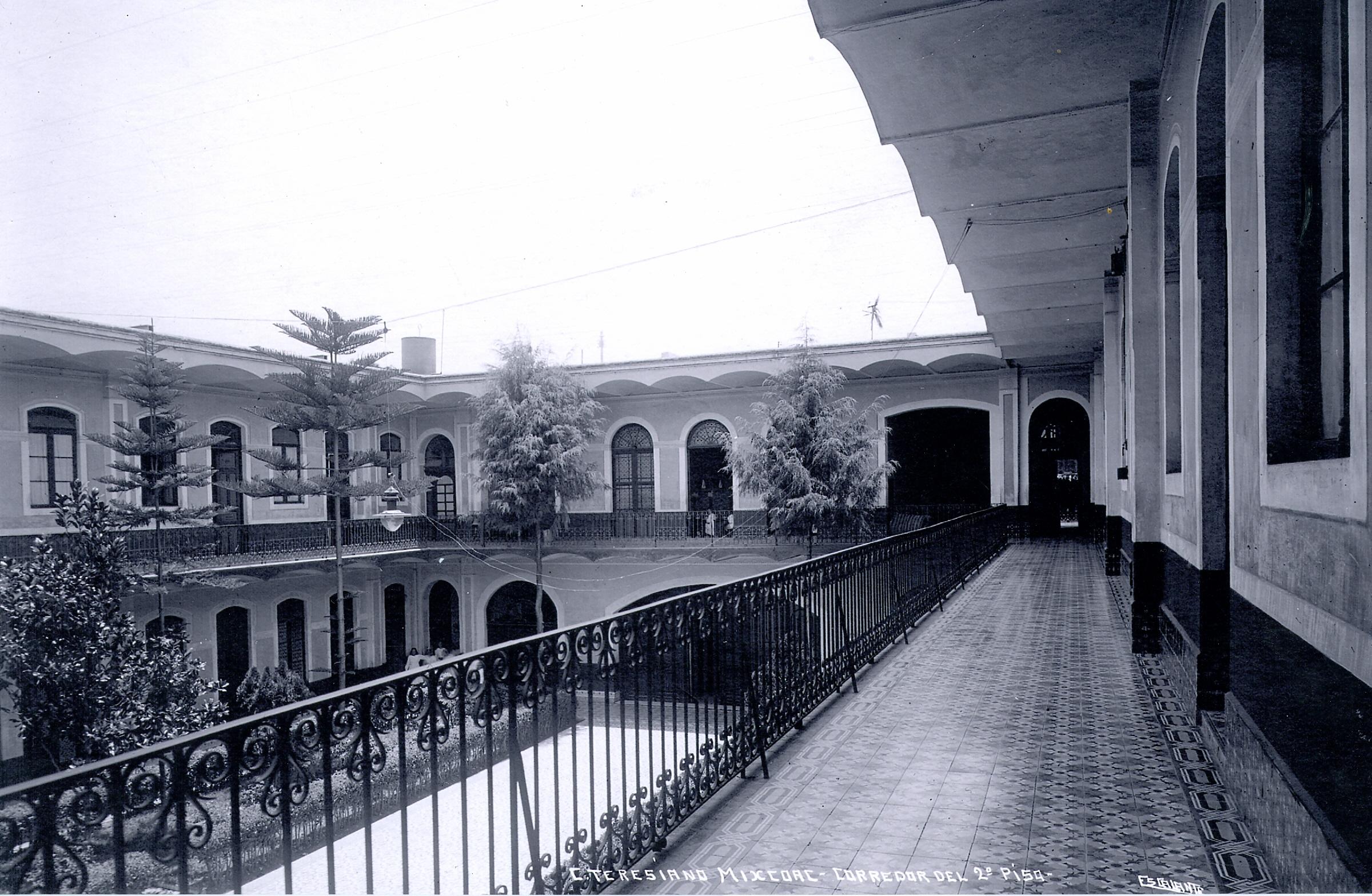 Balcón superior Teresiano