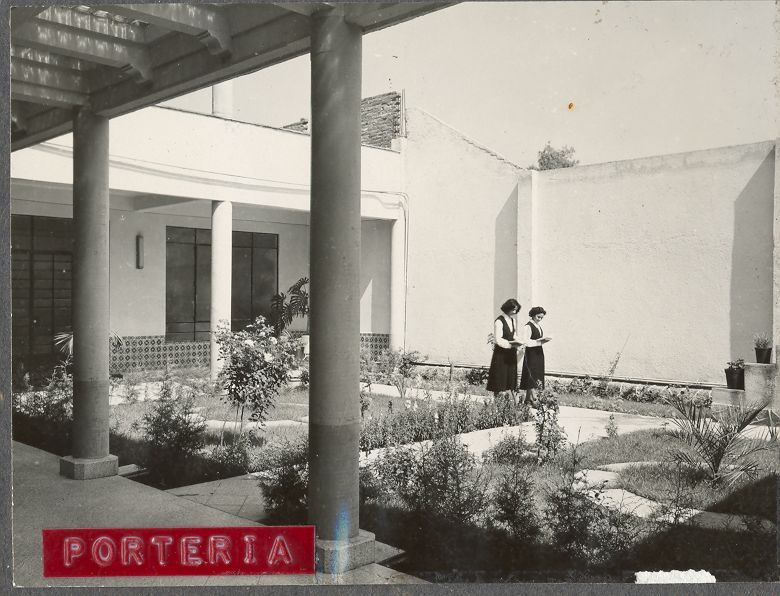 Porteria La Florida 1950