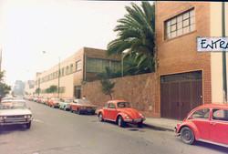 La Florida-entrada principal 1976