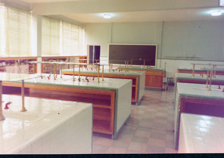 La Florida lab fisica 1969