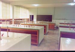 La Florida lab fisica 1969