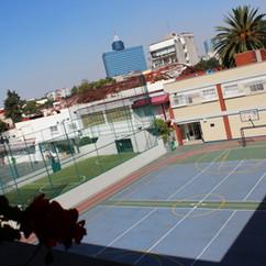 Área deportiva