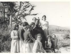 La Florda 1961 internas de paseo