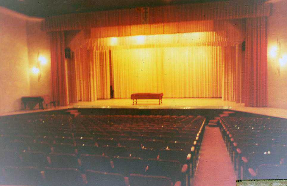 La Florida auditorio 1979